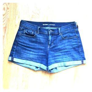 Old Navy denim Boyfriend shorts